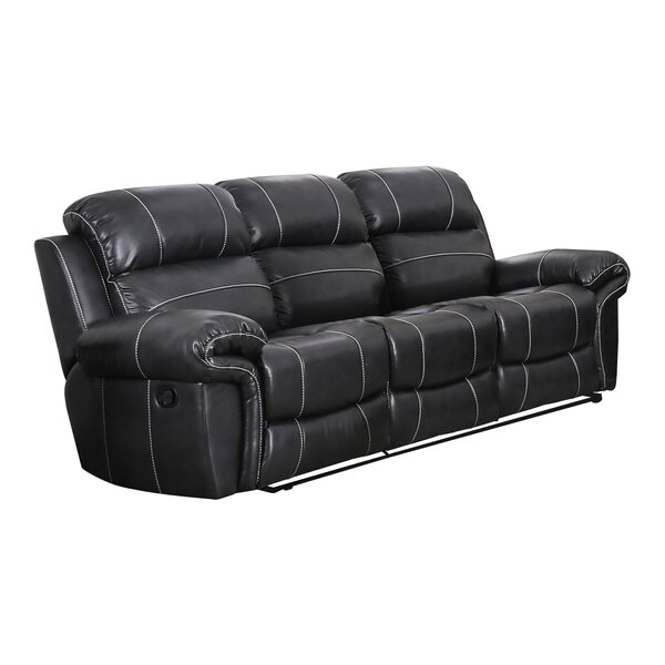Buchman Reclining Sofa by Red Barrel Studio