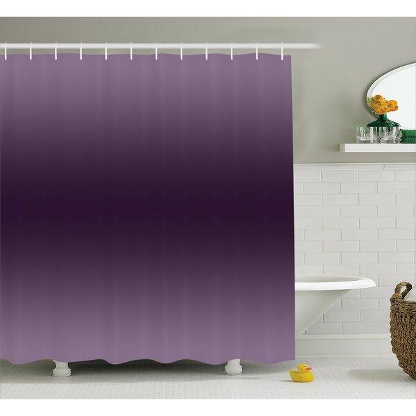Beaird Hollywood Glam Theme Art Shower Curtain by Latitude Run