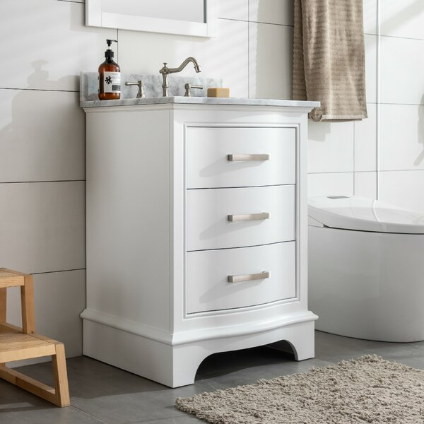 Goleta 24 Single Bathroom Vanity Set