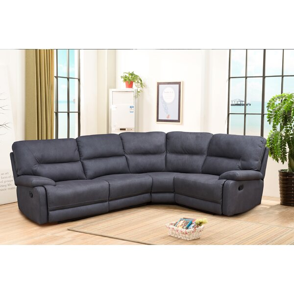 Dougherty Reclining Sectional by Red Barrel Studio