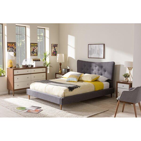 Berard Upholstered Platform Bed by George Oliver