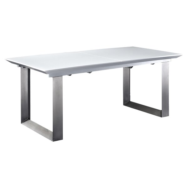 Womack Extendable Dining Table by Orren Ellis
