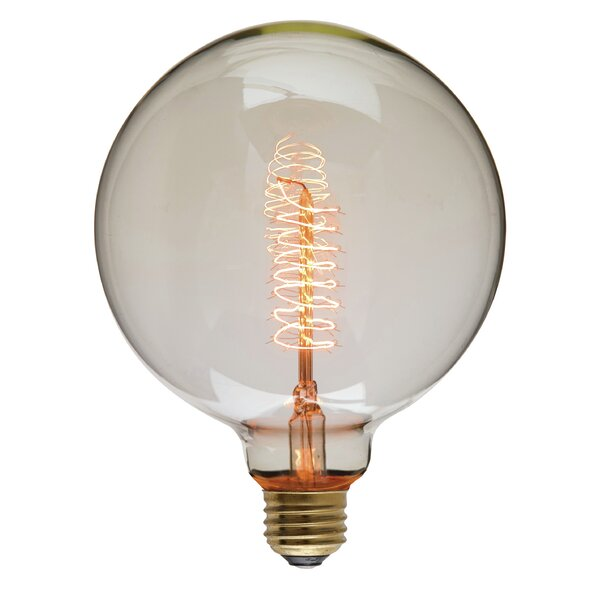 40W 110-130-Volt E26-Light Bulb by Nuevo