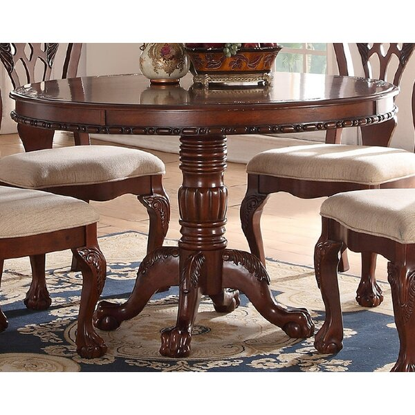 Yokley Dining Table by Astoria Grand Astoria Grand