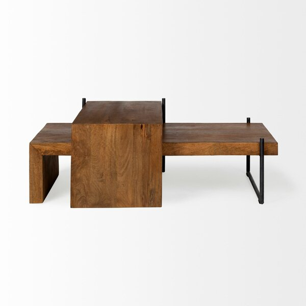 Rella 2 Piece Coffee Table Set by 17 Stories 17 Stories