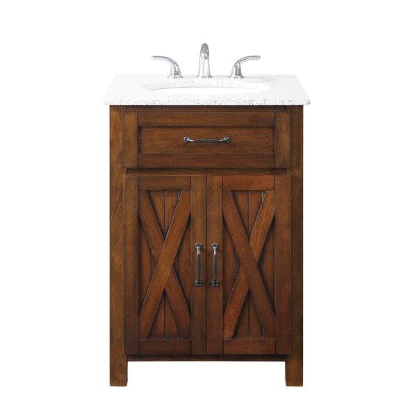 Maud 24 Single Bathroom Vanity Set