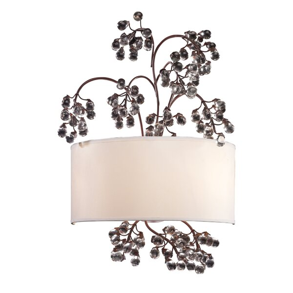 Davidson 2-Light Wall Sconce by Darby Home Co
