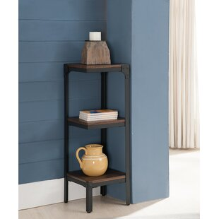 3 Tier Corner Unit Bookcase InRoom Designs