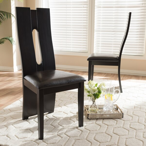 Cirebon Solid Wood Dining Chair (Set of 2) by Orren Ellis