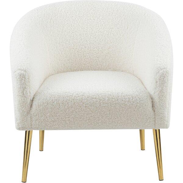 Tisch Barrel Chair by Wrought Studio Wrought Studio™