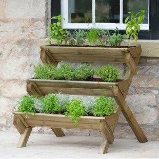 Vertical & Wall Planters | Wayfair.co.uk on