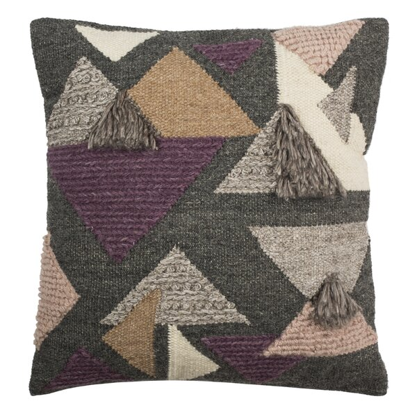 Baptist Wool Throw Pillow by Foundry Select