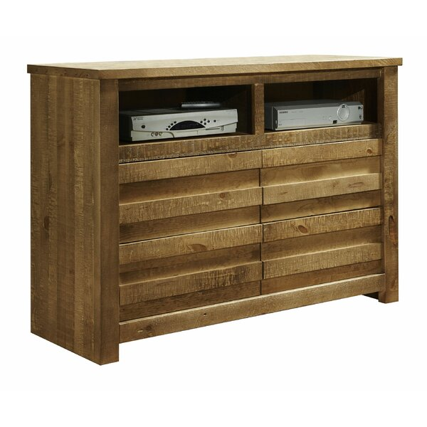 Georgio 4 Drawer Media Chest By World Menagerie