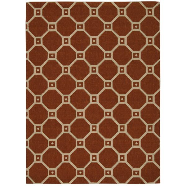 Color Motion Ferris Wheel Nectar Area Rug by Waverly