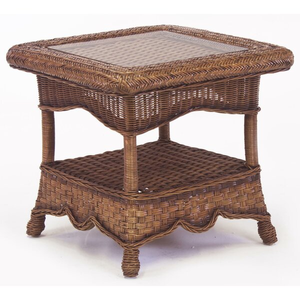 Stowell End Table by Bay Isle Home