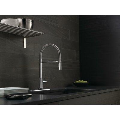 Kitchen Faucet Touch Single Handle Docking Toucho Chrome photo