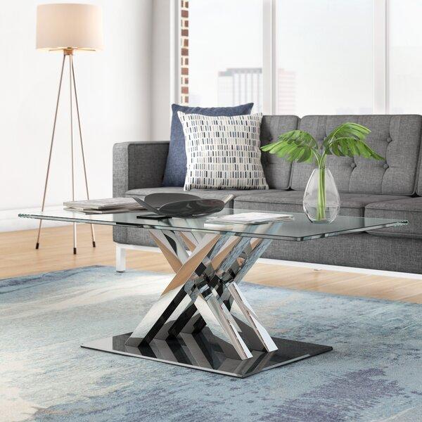Domonic Coffee Table By Orren Ellis