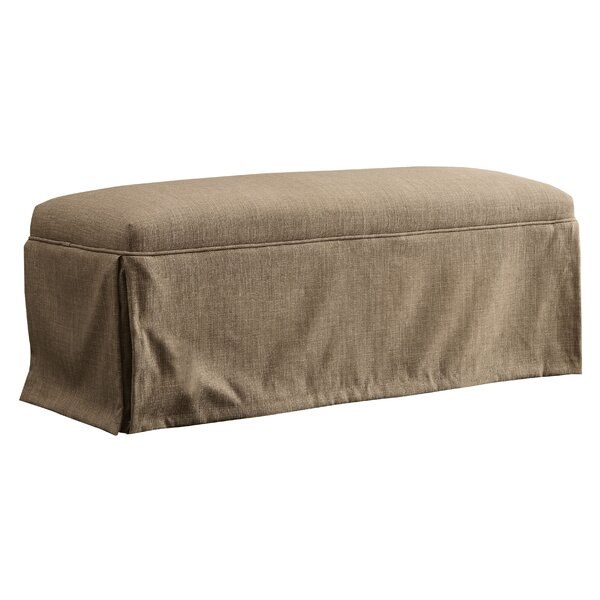 Saldivar Upholstered Bench by Charlton Home