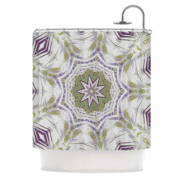 Alison Coxon Boho Dream Shower Curtain by East Urban Home