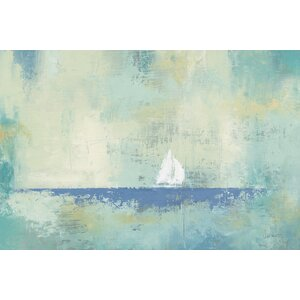 'Sailboat Dream' Photographic Print by Beachcrest Home