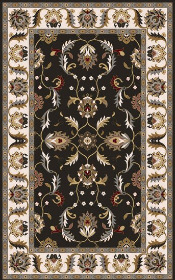 Waterston Brindle Area Rug by Charlton Home