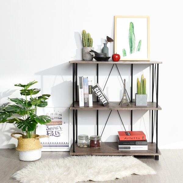 Axbridge Etagere Bookcase By Ebern Designs
