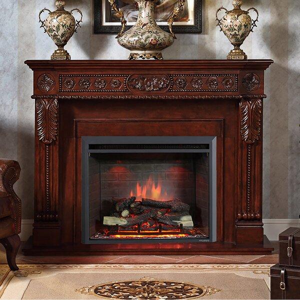 Armes Fireplace Insert By Loon Peak
