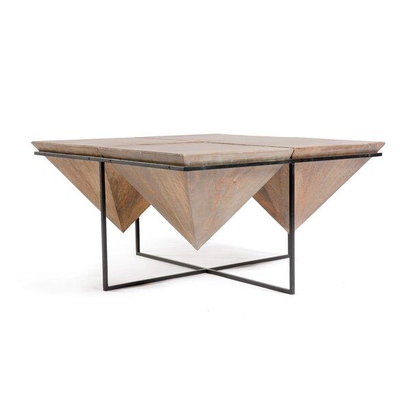 Simoneau Cross Legs Coffee Table By Foundry Select
