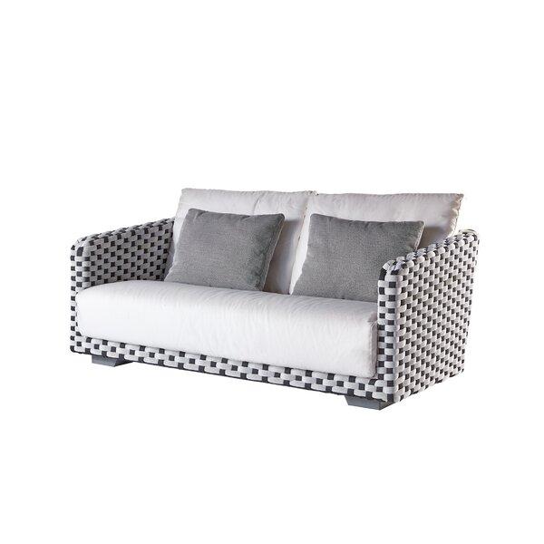 Thomson Loveseat with Sunbrella Cushions