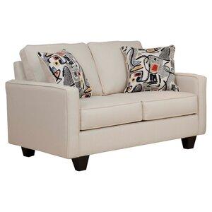 Serta Upholstery Liadan Loveseat by Ivy Bronx