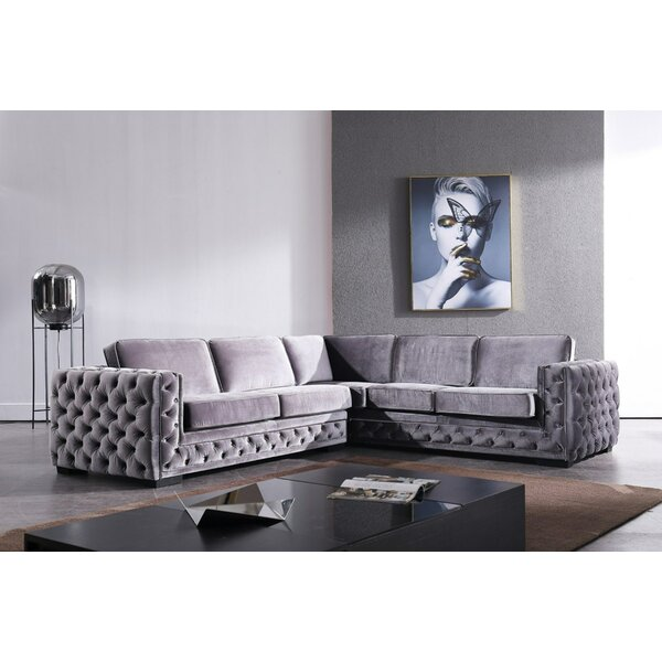 Brittnie Sectional by Everly Quinn