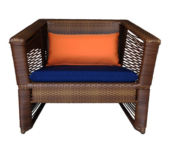 Borneo Chair with Cushions by 100 Essentials