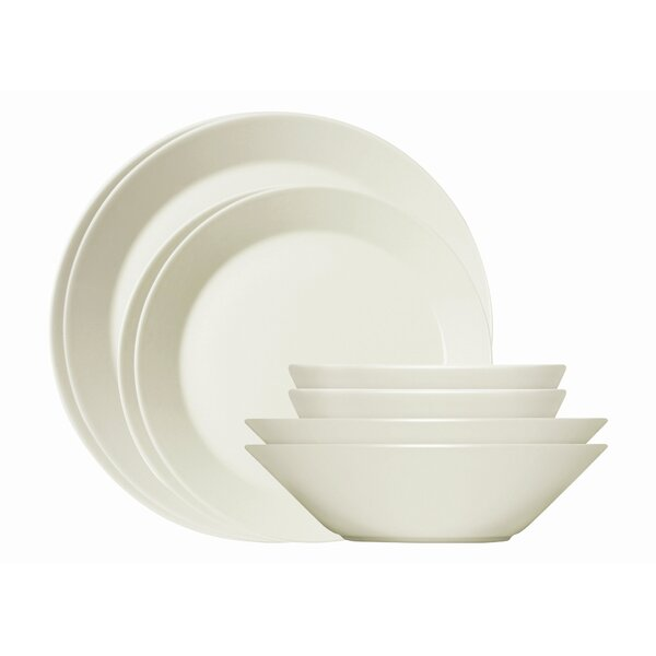 Teema 16 Piece Dinnerware Set, Service for 4 by Iittala