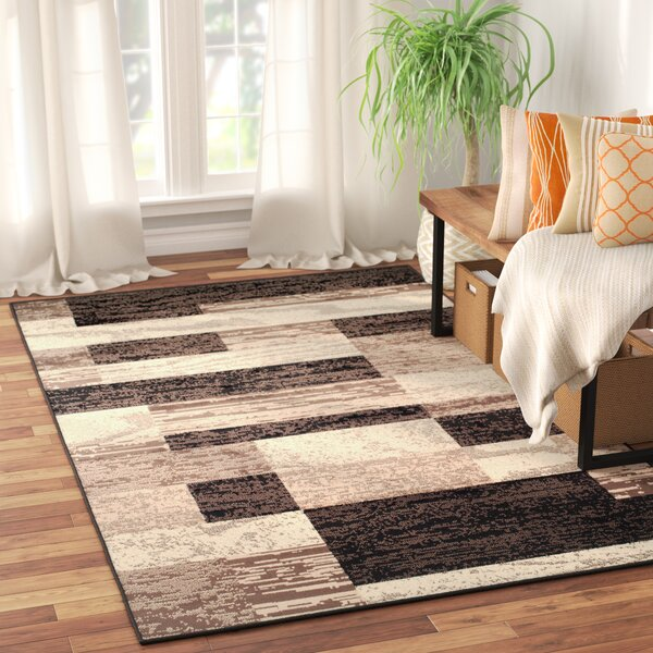 Audrey Chocolate Area Rug by Trent Austin Design