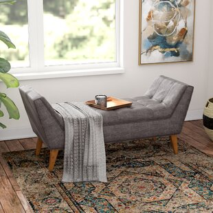 Compare Serena Upholstered Bench By Langley Street