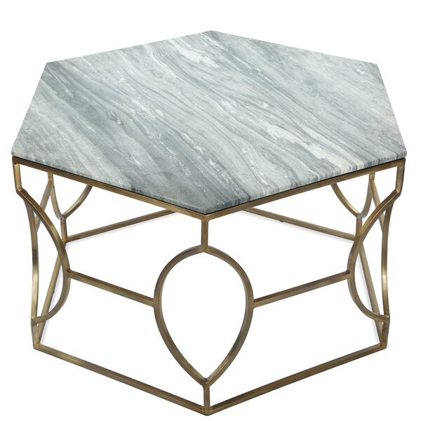 Shaw End Table by Everly Quinn
