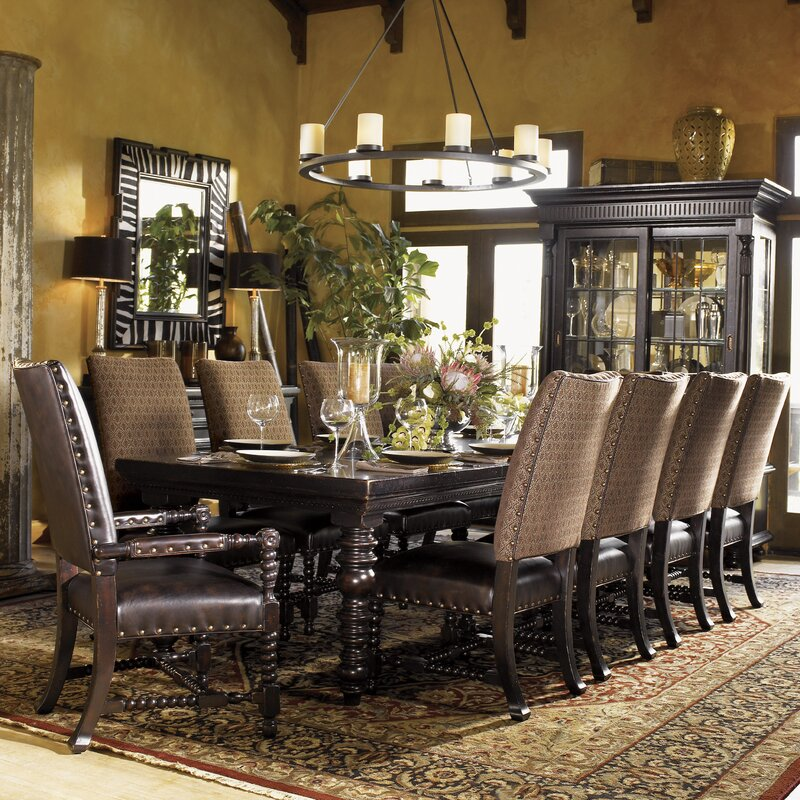 Tommy Bahama Home Kingstown Extendable Dining Table & Reviews ...
