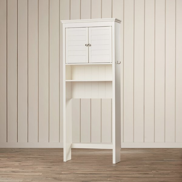 Crenshaw 27 W x 66.5 H Over the Toilet Storage by Three Posts