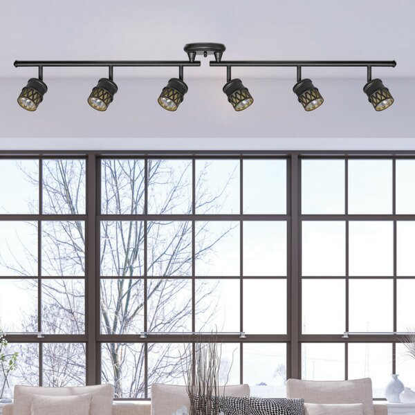 Black Track Lighting Kitchen: Track Lighting You'll Love