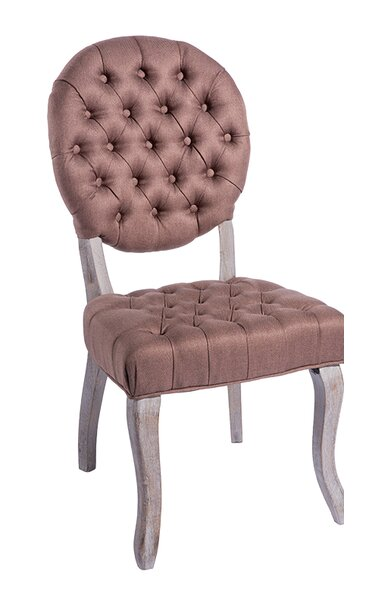 Pythagoras Upholstered Dining Chair by One Allium Way