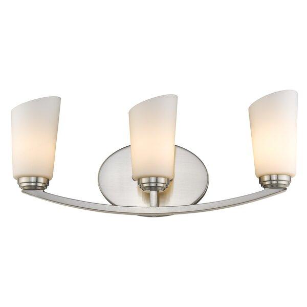 Dorset 3-Light Vanity Light by Wildon Home ®