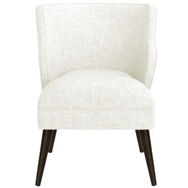 Clyda Barrel Chair By Ivy Bronx