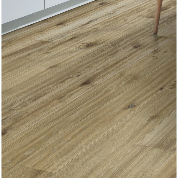 Smaland 7-3/8 Engineered Oak Hardwood Flooring in More by Kahrs