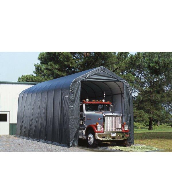 15 Ft. X 24 Ft. Garage By Shelterlogic.