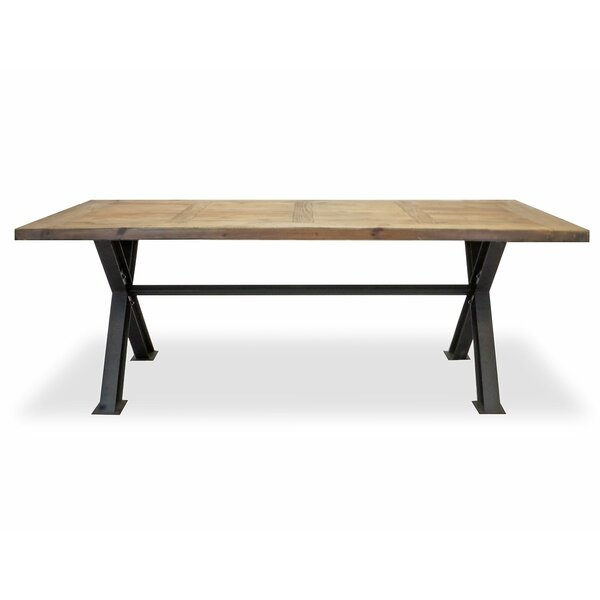 Shelor Gathering Dining Table by Union Rustic Union Rustic