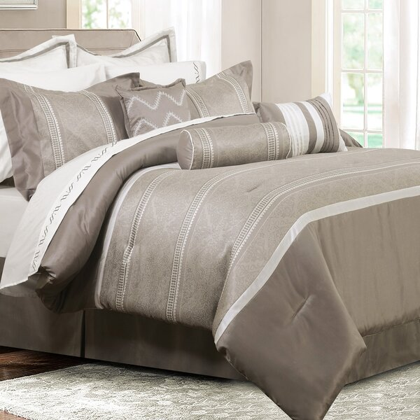 Ricketson Palermo Comforter Set by Canora Grey