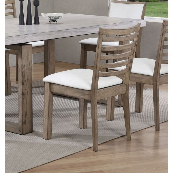 Cleveland Upholstered Dining Chair by Rosecliff Heights