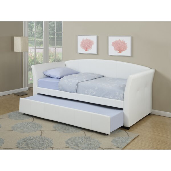 Resendez Daybed with Trundle by Winston Porter