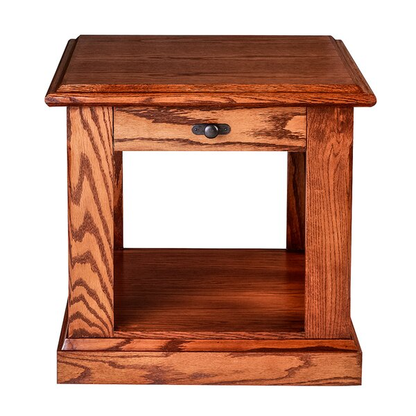 Torin End Table by Millwood Pines