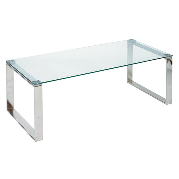 Review Mihran Frame Coffee Table
